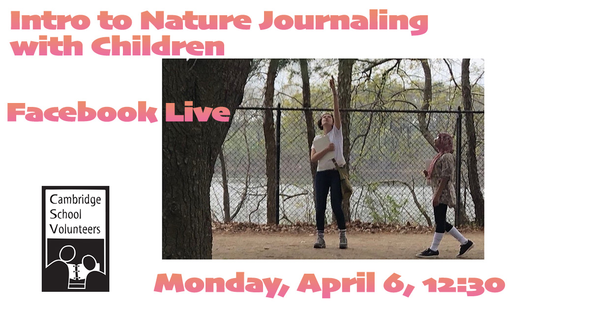 Outdoor Learning Distance Learning Event Facebook Live